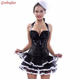 d6f2da4f3 Sexy corSetS coStumeS online shopping - Women Sexy Burlesque Corset Tutu Hot  sale Lady Sexy Outfit