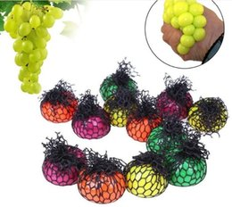 $enCountryForm.capitalKeyWord NZ - Pretty Baby Cute Anti Stress Face Reliever Grape Ball Autism Mood Squeeze Relief Healthy Funny Geek Gadget Vent Toy Decompression Toy