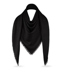 $enCountryForm.capitalKeyWord Australia - 2019 shawl Factory price classic cotton pashmina shawl silk SCARVES SHAWLS NATTE MONOGRA SHAWL M70656