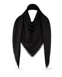 China shawl Factory price classic cotton pashmina shawl silk SCARVES SHAWLS NATTE MONOGRA SHAWL M70656 cheap skull ties suppliers