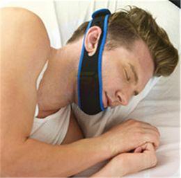 stop snoring belt 2019 - Helpful Anti Snore Stop Snoring Chin Strap Snore Stopper Belt Anti Apnea Jaw Solution Sleep Support cheap stop snoring b