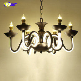 Modern nordic wrought iron chandelier australia new featured nordic loft vintage wrought iron chandelier curved arm glows lustres decoration home lighting foyer kitchen led candelabro aloadofball Images