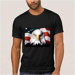 e5161a9b060 La Maxpa Custom Funny american bald eagle flag men t shirt summer Top  Quality t-shirt mens Kawaii tee shirt Euro Size S-3xl