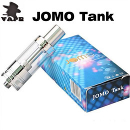 China 100% authentic Jomo Lite Tank JOMO M619 Atomizer 3.0ml Replacement Coil 0.5ohm For Jomo Lite 40W 50W 65W DHL free cheap jomo tank suppliers