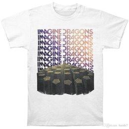 T-shirt uomo Ripresa bianca T-shirt uomo casual estate T-shirt Hipster t-shirt di buona qualità in Offerta