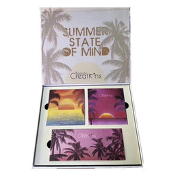 2018 COLLEZIONE CALI by Beauty creations SUMMER STATE OF MIND Ombretto Set CALI CHIC CALI GLOW VS Kit trucco Tarte in Offerta