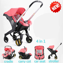 Wholesale Baby Stroller In Newborn Bassinet Cradle Type Child Safety Seat Baby Carriage Basket Baby Car Travel System In