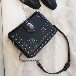 Ladies Briefcase Handbags Australia - Leather Women Messenger Bags Vintage Luxury Designer Causal Handbag Female Briefcase Mini Crossbody Hand Bag for Lady