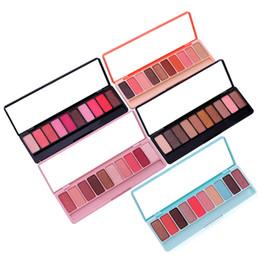 $enCountryForm.capitalKeyWord UK - LAMEILA Pro 10Colors Shimmer Matte Eye Shadow Palette Makeup Long Lasting Waterproof Pigments Glitter Eyeshadow Kits