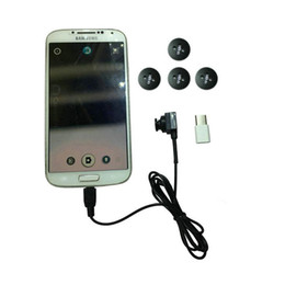 720P HD USB pulsante fotocamera con DVR, Mini Pinhole Micro pulsante della fotocamera con registratore DVR integrato per il telefono, facile da prendere in Offerta