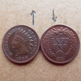 More Coins Australia - United States 1908 Indian Head Cent Copy Coins Free Shipping High Quality old style Copy coin Free shipping