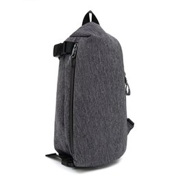 2018 New Unisex Men Messenger Bag Chest Pack Brand Design Korean and Japan  Style Simple Women Shoulder Cross Body Bags for Ipad 7fef6e0aa5033