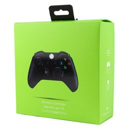 XboX one controllers online shopping - X BOX Gamepad for XBOX XBOXONE Wireless Conroller Joystick Xbox One with retail package free DHL shipping