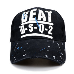 Discount street style baseball cap - Hot Youth Popualr Caps Top Quality DS2  BEAT Cuvred Hats d1d730a3ae4b