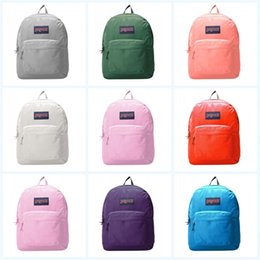 $enCountryForm.capitalKeyWord Australia - Jansport Nylon Creative Backpack Anti Wear School Student Fashion Knapsack Water Proof Adjustable Buckle Durable Outdoor Bags 29mx jj