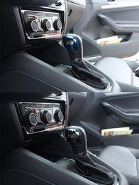 Jetta stickers online shopping - Knob Sticker Car Gear Head Cover Badge for VW Volkswagen Golf Passat B5 B6 Polo CC Tiguan Jetta Sticker