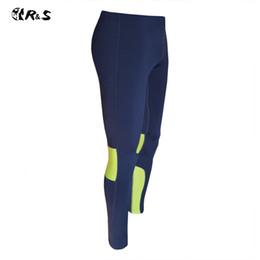 $enCountryForm.capitalKeyWord NZ - R&S New Men Sport Pants Elastic Fitness Trousers Basketball Training Tight Leggings Breathable Yoga Pants Cycling Male Trousers