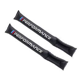 Vente en gros 2 PCS Nouveau Siège Gap Filler Soft Pad Rembourrage Entretoise Pour BMW E46 E53 E60 E90 E91 E92 E93 F30 F20 F10 F15