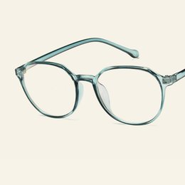 6ca133cb9912 Excellent Students Myopia Optical Glasses Frames Men And Women Fashion Prescription  Eyeglasses Clear Lens Vintage Eyewear Frames