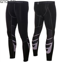 b76cf11dafbc athletic leggings men 2019 - Leggings For Fitness Push Up Jogging Pants Men  Cotton Compression Clothing