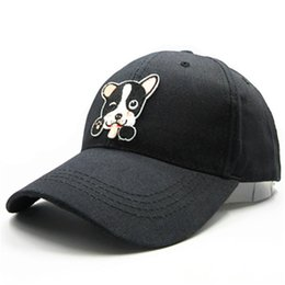 Reasonable Ldslyjr Cartoon Big Dog Embroidery Cotton Baseball Cap Hip-hop Cap Adjustable Snapback Hats For Kids And Adult Size 242 Men's Baseball Caps Apparel Accessories