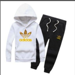 Boys winter coat pants online shopping - Brands Kids Sets T Kids Hoodies and Pants sets Children Sports Sets Baby Boys Girls Winter Coats Pants Sets PM