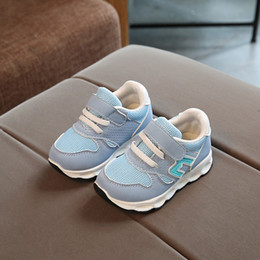 Wholesale Canvas High Shoes Australia - 2018 European fashion fashion baby footwear high quality baby girls boys sneakers breathable hot sales casual shoes