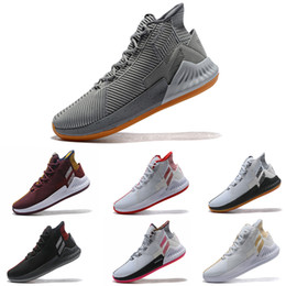 Chinese  cool 2019 DERRICK ROSE'S D ROSE 9 for Men Basketball Shoes All Star Basketball Sneakers Size 7-11.5 manufacturers