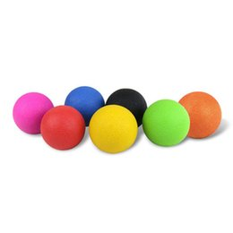 Wholesale Gym Relaxing Exercise Lacrosse Ball Fitness Relieve Gym Trigger Point Massage Ball Training Fascia Hockey