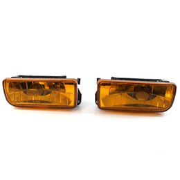 China Clear Glass Lens Car Fog Lights For BMW E36 3 Series 1992~1998 Fog Lamp Auto Signal Lamp 63178357389 53178357390 suppliers