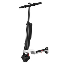 China 2018 newest electric bicycle 2 wheel foldable electric bike ,two wheel electirc scooter for adult and kids cheap electric scooter kids suppliers