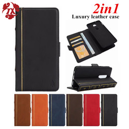 Discount cosplay six - YX 2 in 1 Cosplay Vintage Leather Case For OnePlus 6 case for oneplus six Harry Potter Magic Book Wallet Flip Detachable