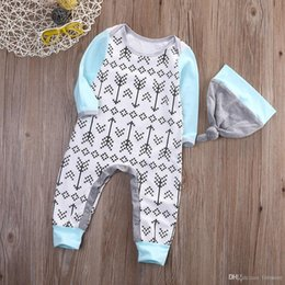 $enCountryForm.capitalKeyWord Canada - Baby Romper Boutique Boy Girl Clothing Toddler Outfit Christmas Pajamas Long Sleeve Onesies Grey Hat Legging Warm Jumpsuit Newborn Infant