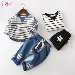 d3ba9917e Children Clothing 2018 Autumn Winter Boys Clothes T-shirt+Pants 2pcs  Outfits Kids Clothes Boys Sport Suit For Clothing Sets