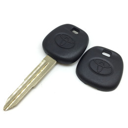 $enCountryForm.capitalKeyWord Australia - transponder chip key blank for toyota car key shell toy41 blade car key cover