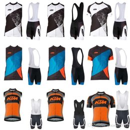 6a65b86af5c KTM Cycling clothing and Cycling Bib Shorts Kits Breathable Bike Clothes  Ropa Ciclismo Bike Jerseys Sportswear Free shipping C0712 discount ktm  cycling ...