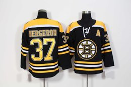 Online Boston Bruins Jersey 4 Bobby Orr 33 Zdeno Chara 37 Patrice Bergeron  40 Tuukka Rask 63 Brad Marchand 88 David Pastrnak Hockey Jerseys 9ae42aa04