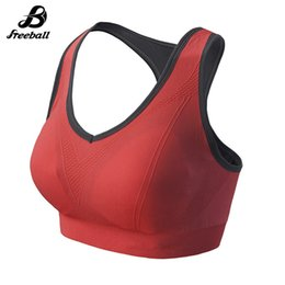 042743fce5048 Jimesports 2018 Women Seamless Removable Padded Gym Sports Bra Yoga Fitness  Wireless Bra Underwear Athletic Vest Gym Fitness Running Bra