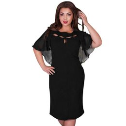 Feitong 2018 Women Dress Evening Party Plus Size 5XL 6XL Chiffon Vestidos  Verano Sexy casual Summer Female Loose Dresses 324a1ac49d7b