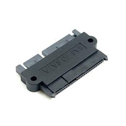 Chinese  New SAS 22 Pin to 7 Pin + 15 Pin SATA Hard Disk Drive Raid Adapter with 15 P Power Port manufacturers