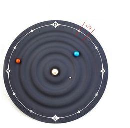 Discount magic clock - Creative Electric Home Fashion Clocks Mars Earth Magic Venus Suspension Pointers Decoration Pendant Galaxy Magnetic Wall