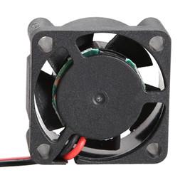 Dc brushless cooling fans online shopping - 2510S V Cooler Brushless DC Fan mm Mini Cooling Radiator XXM