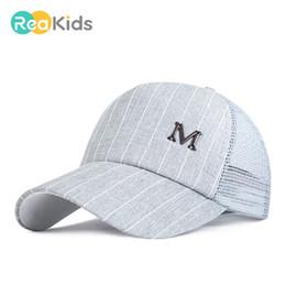 25431cc32a1 Adjustable Baby Baseball Cap NZ - REAKIDS 2018 Baby Girl Cute Baseball Cap  Children Rebound Summer