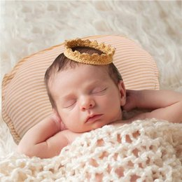 Discount protection baby - Cotton Baby Pillows for Newborn Babies Infants Head Positioner Soft Pillow Neck Protection Baby Sleep Bedding