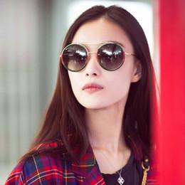 $enCountryForm.capitalKeyWord NZ - Round Luxury Sun Glasses Brand Designer Ladies Oversized Crystal Sunglasses Women Big Frame oval Mirror Sun Glasses For Female UV400