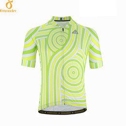 EMONDER Cycling Jersey Short Sleeve Pro Team Men Summer MTB Road Bike Jersey  Breathable Cozy Cycling Clothing Sleeves Italy cut 4fe88f092