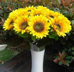 eco lighting supplies.  Supplies New MOQ10Pcs Artificial Sunflowers Flowers Home Decorating Sunshine  Simulation Garden Party Supplies Flower Bride Bouquet Eco Lighting  Intended Eco Lighting