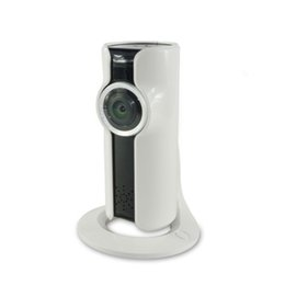 wide view security cameras Australia - 180°Wide Angle Wireless Camera 3D Fisheye Security Wifi Home Video Recorder P2P Support Camcorder Cellphone Remote View