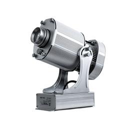 $enCountryForm.capitalKeyWord NZ - Aluminum Alloy Silver 40W LED Logo Projector Indoor Notwaterproof 4500lm LED Custom Single Static Image Projector Light with Custom Gobos