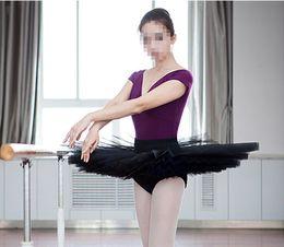 6cbb9b11352 8 Fotos Compra Online Vestidos de danza clásica-Envío gratis Nueva Ballet  Profesional Tutu Falda Adulto Clásico